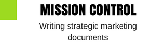 Logo for Mission Control writing workshop